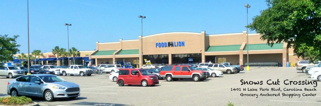 Grocery Anchored Center - Carolina Beach NC