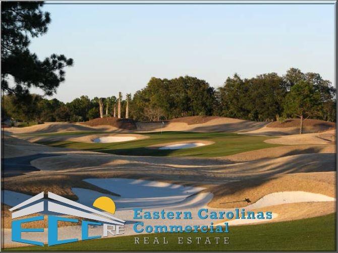 18 Hole Championship Golf Course 160 +/- Acres