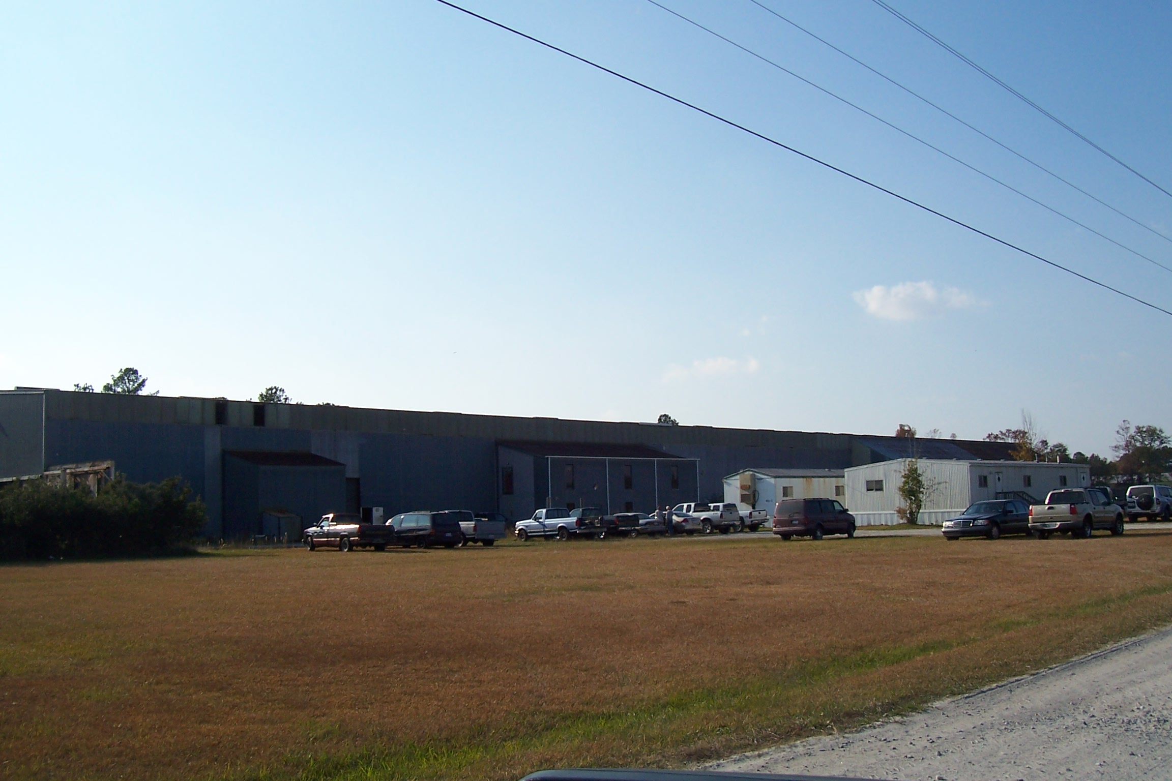Industrial For Lease - New Hanover County