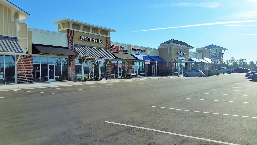 6 Retail Units