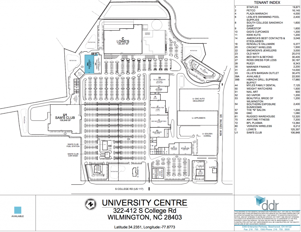 Leased Unit 30 and Unit 52 Remaining unit in Blue