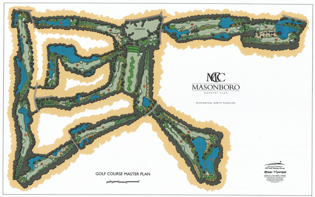 Masonboro Country Club
