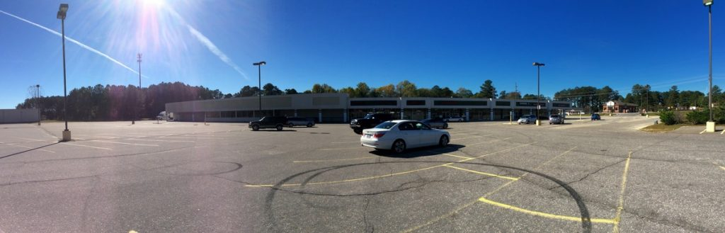 Strickland Shopping Center