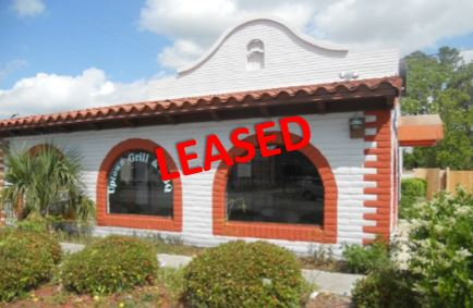 The old Taco Bell Leased